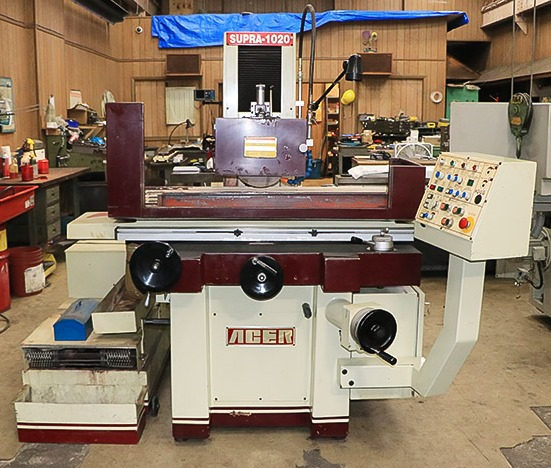 Acer Supra 1020AHD 3 Axis Hydraulic Surface Grinder