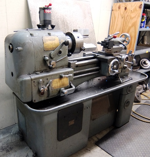 """Clausing Colchester 13"""" x 24"""" Engine Lathe"""