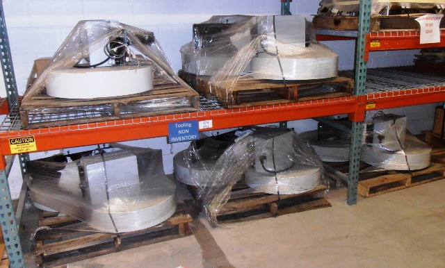 Haas 20 Position Umbrella/Carousel Type Automatic Tool Changers